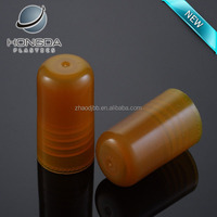 Plastic olive oil roll on cap