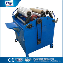 Alibaba China supplier 500mm automatic pvc pe pet bopp roll slitting rewinding machine