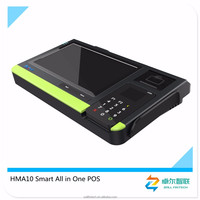 All In One Android Pos Biometric