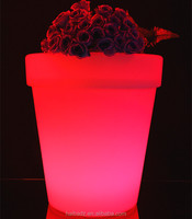wholesale plastic nursery pot table led grow light
