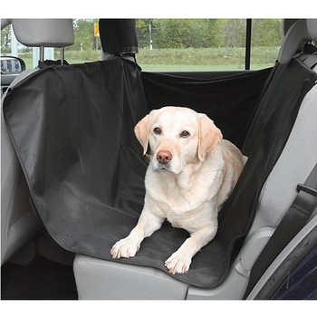 Pet Car Seat Cover Protector Mat - Black