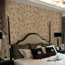 DK3050 floral foam waterproof wallpaper for home