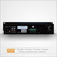 Public Address System 40w Audio Mini 100V Amplifier With USB