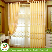 readymade office window curtain, customs jacquard fabric latest curtain fashion designs