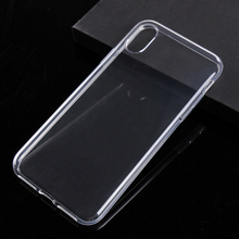 Factory mold make cell phone case tpu transparent for iphone X soft case