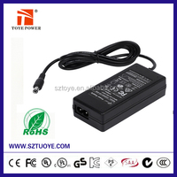 Competitive price 100-240Vac ac power adapter good quality 12V 4A desktop power adapter