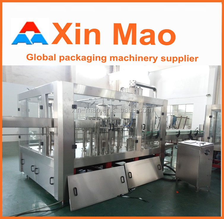 10000bph automatic fruit juice bottle filling machine apple juice filling production line apple juice production line