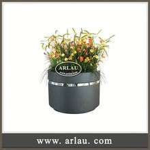Arlau Whited Painted Furniture,Cheap Garden Planters And Pots,Flower Pot For Balcony