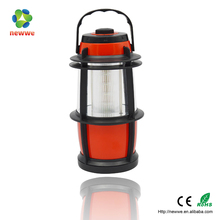 30LED new big plastic camp lamp cylindrical fashion lantern tent mountain bikes usb charger nightlight magnets oman lantern