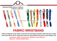 Wristbands Fabric