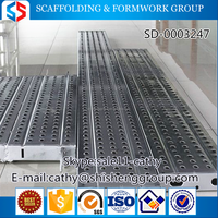distributor building materials galvanized scaffolding metal floor