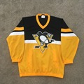 Pittsburgh Penguin Yellow-black Autumn Fans Hockey Wear Sportswear Fashion Uniforms