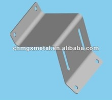 Custom stamping galvinized steel garage door top roller bracket