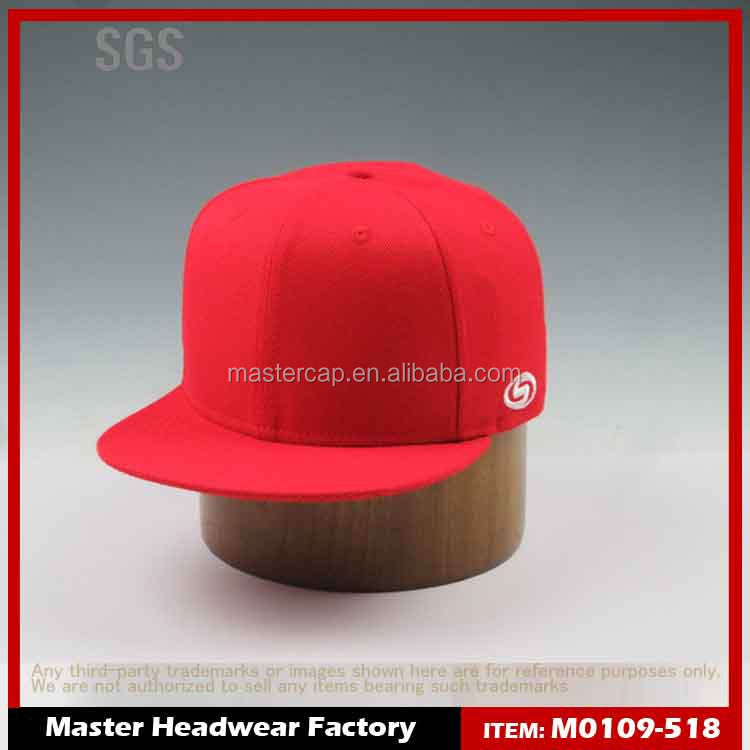 red good quality fitted hat rack