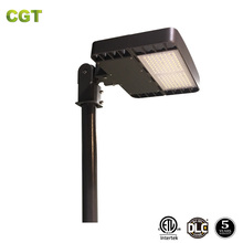 ETL DLC CE LED shoebox lighting 100W 5years warranty LED Street Light LED Parking Lots 100W
