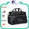 Wholesale travel waterproof leather duffle bag/gym duffle bag