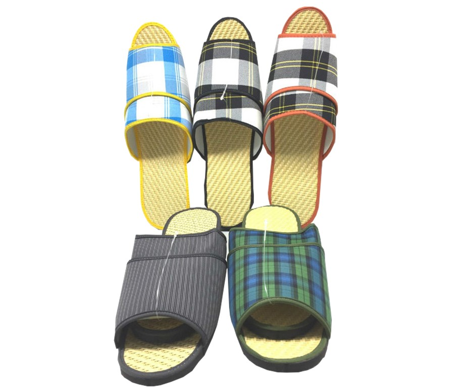 Summer Cool feeling Japanese Style Straw Indoor Slipper