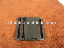 50mm colored plastic side release buckle