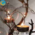 Clear Hanging Ball Candle Holders/Glass Globe Valentine's Day Gift / Glass Vase For Home & Garden