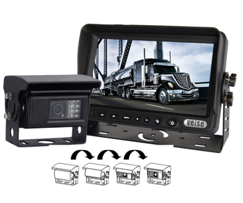 "7"" Camera Monitor System with IP69K Auto shutter Camera (DF-727NT0411) )"