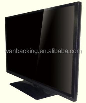 "32""DLED TV new model with glass model-H2"