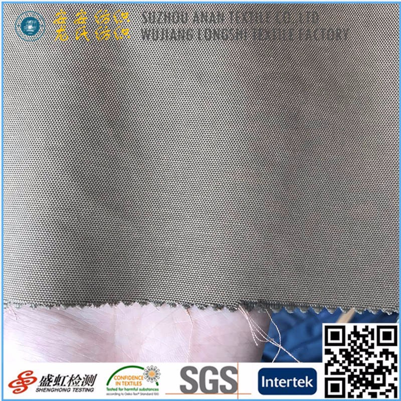 55%N 45%C Nylon Cotton Oxford Fabric For Jacket