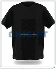 Import China Products 100% Cotton LED T-Shirts