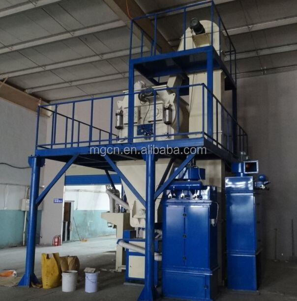 China professional manufacturer new product automatic higth quality mortar mixer machine export on alibaba