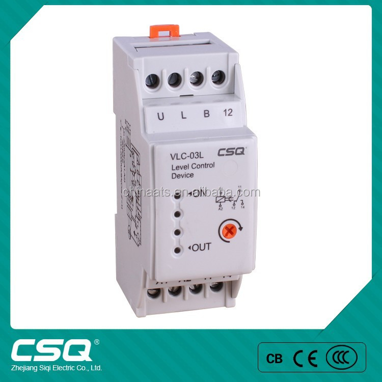 Water level controller operated automatically