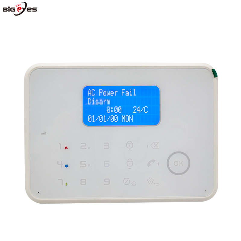 New arrived PSTN home alarm security system and <strong>GSM</strong>
