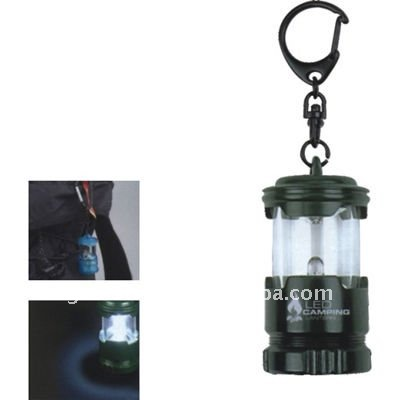 Promotion keychain flashlight