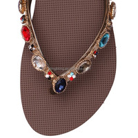 Fashion Y Shape Shoe Buckle Decoration