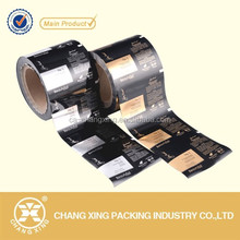 Multilayer printing flexible food packaging bopp film scrap rolls with CE certificate