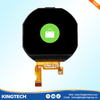 hot sale high power new round 1.22 IPS RGB LCD panel