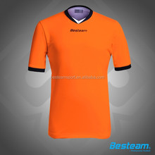 top quality football team uniforms wholesale soccer jersey with lowest price