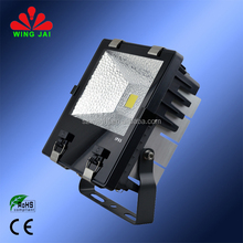2015 Latest design Finned aluminum material meanwell driver ip65 outdoor aquarium reflector led 70w