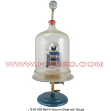 Bell in Vacuum Glass with Gauge-J15.01.02G