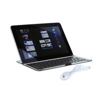 Mobile Bluetooth Keyboard Case for Samsung galaxy note N8000