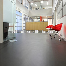 glue down pvc wood flooring covering from China manufacturer