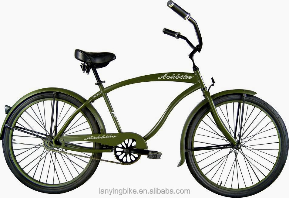 26 single speed 6 speeds inner speeds men womn lady beach cruiser b,beach cruiser bicycle!high quality steel beach cruiser bike!