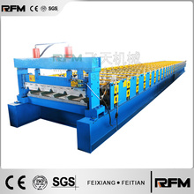 wall and roof cold roll forming machine, aluminium equipment 3d wall panel machines