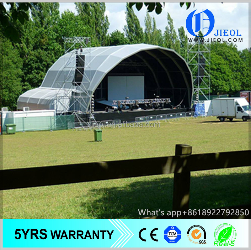 Aluminum Frame PVC Cover Wedding Event Tent Dome Tent