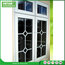 Fashion Grill window commercial aluminium window aluminium chain winder awning windows