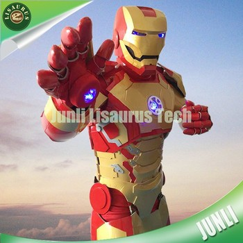 Lisaurus-CH386 cosplay mascot armour costume amusement park armour