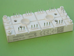 SKD 146 16-L105 Semikron 3 phase bridge rectifier+IGBT chopper