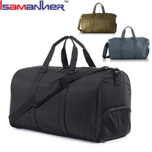 Customized LOGO us lightweight waterproof travel bag, best duffle lightweight travel bag
