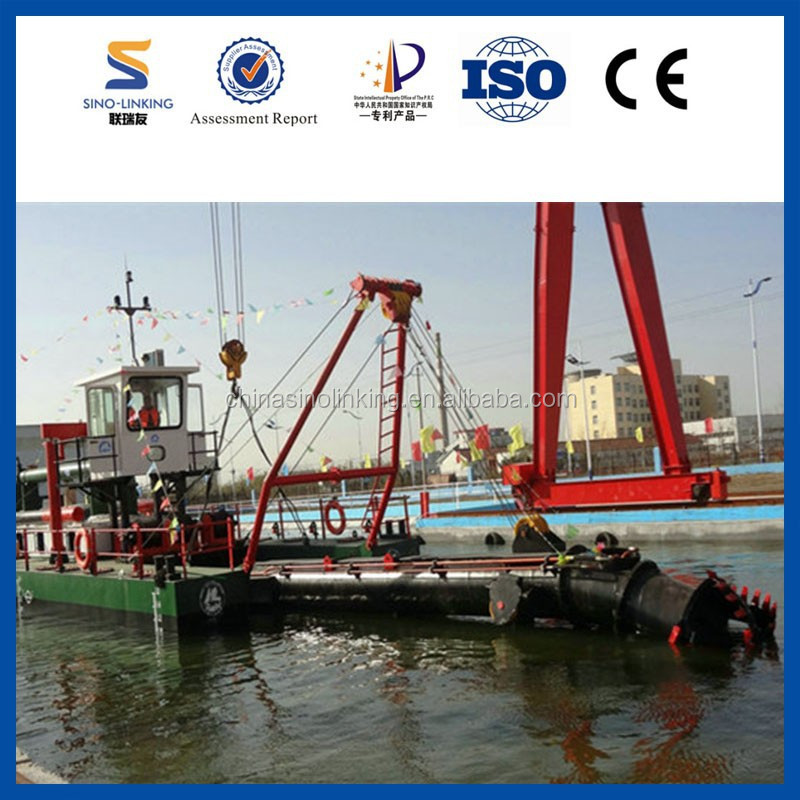 500CBM/H Capacity Digging Dredger Machinery from China Brand