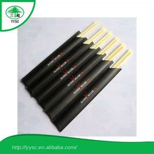 Low Price Top Grade open paper wrapped disposable chopsticks