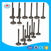 scooter motorcycle accessories engine valves for sym gr125 xs125t