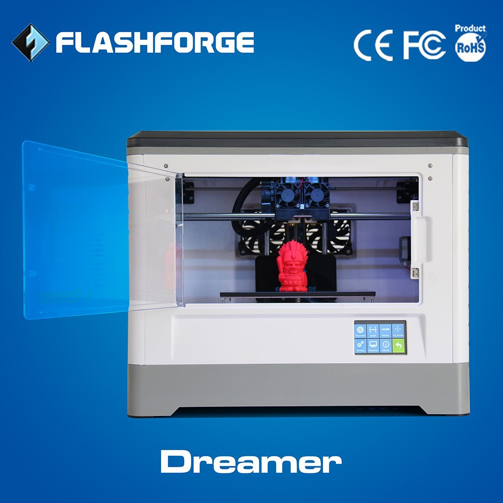 Flashforge Dreamer buying 3d printer wifi connection